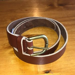 BP Brown Leather Belt